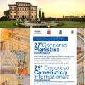 "Piano and Chamber Music Competition ""Giulio Rospigliosi"""