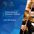 International Strings Summer School - St Mary's Music School, Edinburgh