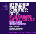 New Millennium International Online and Hybrid Master Classes