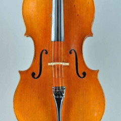 Rare and interesting viennese cello, pic 1