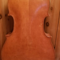Andreas Morelli double bass ca.1950, pic 3