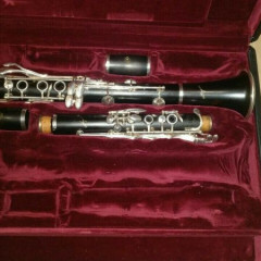Clarinet Selmer Signature in A key, pic 1
