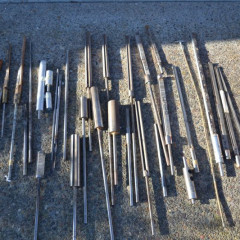 Bassoon Factory for sale, including tooling for bassoons at A=390, 415, 430 +  3 working bassoons, pic 2