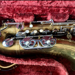 "Buffet ""Super Dynaction"" Tenor Saxophone, pic 1"