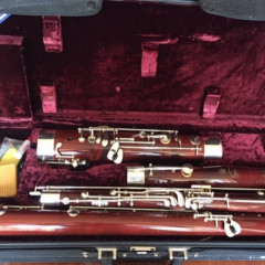 Oscar Adler Bassoon - Model 1357 / 4, pic 1