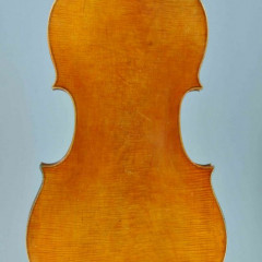 Rare and interesting viennese cello, pic 2