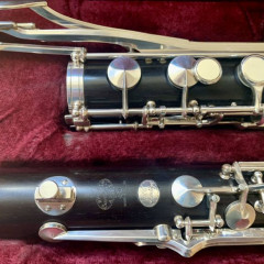 "Buffet RC ""Prestige"" Low C Bass Clarinet, pic 2"
