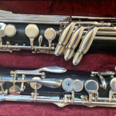 "Buffet RC ""Prestige"" Low C Bass Clarinet, pic 3"