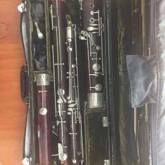 Puchner bassoon #7160, pic 1