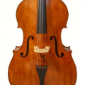 Beautiful Italian double-bass