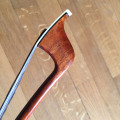 Pernanbuco double bass bow, french style, high quality