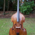 Czech 3/4 Double Bass, early twentieth century