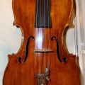 German 16.5inch/42cm viola from the 20th century with valuation certificate