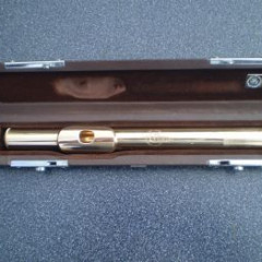 Powell Signature with 14K golden headjoint from Flutemakers Guild, pic 2