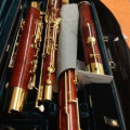 Fox 601 Red Maple Bassoon