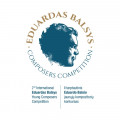 2nd International Eduardas Balsys Young Composers Competition