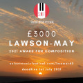 The Solent Music Festival's Lawson-May Award for Composition