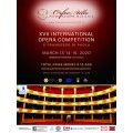 XVII International Opera Competition S. Francis of Paola 2020
