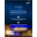 Composition Competitions Lied and Piano Trio 2020
