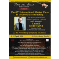 The 67th International Master Class in Orchestral Conducting
