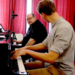 Berlin International Piano Masterclass With Dr. Yossi Reshef