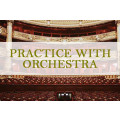 Practice with orchestra for conductors, singers and soloists
