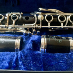 Buffet Clarinet in D. Not Eb. Very rare, pic 3
