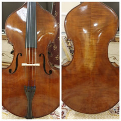 Master Double Bass 3/4 for sale., pic 1
