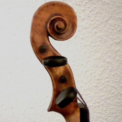 Fine and rare Italian violin ca. 1750,  Circle of Carcassi, pic 3