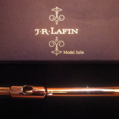 Goldkopf 18ct./14ct. Original J.R.Lafin Model Adler, pic 1