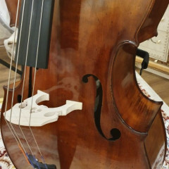 Master Double Bass 3/4 for sale., pic 2