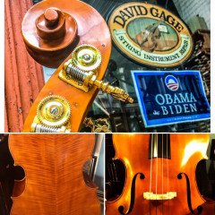 Italian Double Bass, pic 1