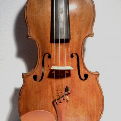 Fine and rare Italian violin ca. 1750,  Circle of Carcassi, pic 1