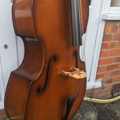 Hungarian student Double Bass, pic 1