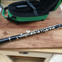 2018 Howarth Junior Thumbplate (English) System Oboe, pic 2