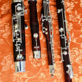 Püchner Bassoon Mod 23 totally refurbished in 2019