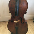Excellent Renzo Passolini cello bought from Andrew Hooker.