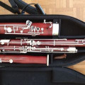 Heckel bassoon 9800.5 series