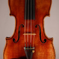 A very fine certified French violin by Jean-Francois Aldric (Paris, 1829)