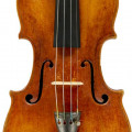 Eighteenth century violin