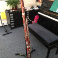 Huller Bassoon c1975 with high D