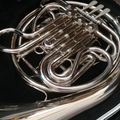 Holton Farkas Double French Horn Silver, pic 1