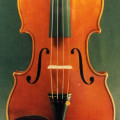 4/4 french violin