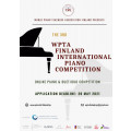 The 3rd WPTA Finland International Piano Competition