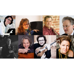 Kassel Masterclasses (Clarinet-Violin-Viola-Cello-Voice-Piano)