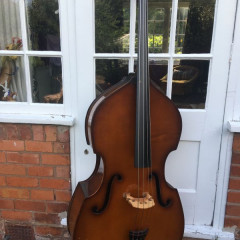 Hungarian student Double Bass, pic 3