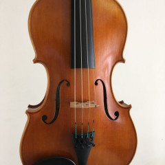 "Good 2018 16"" viola, case and two bows, pic 2"