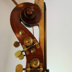 Martin Ruggeri model 4/4 with C extension, pic 3