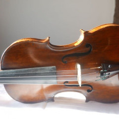 Fine old English Viola. School of Hill circa 1770, pic 1
