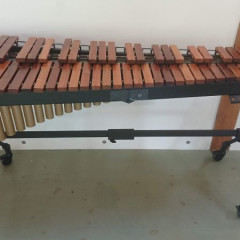 Xylophone - Adams Soloist honduras rosewood 4 octave, plus Mushroom cases and cover, pic 1
